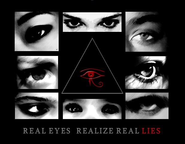 REAL EYES~REAL LIES