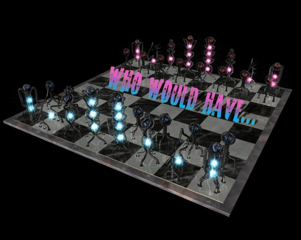 Wireframe_Chess_Set_by_RiceGnat