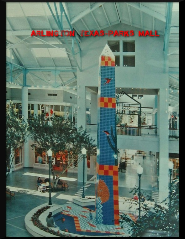 The Parks at Arlington is a shopping mall that opened in at South Cooper Street and Interstate 20 in South Arlington, Texas between Fort Worth and Dallas. It Owner: General Growth Properties.