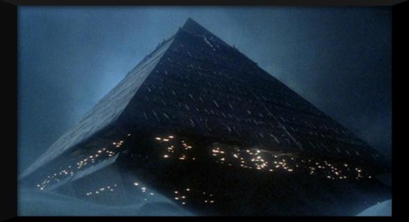 Pyramidship