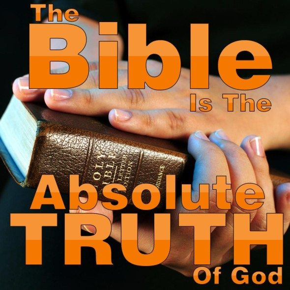 the-bible-is-the-absolute-truth-of-god