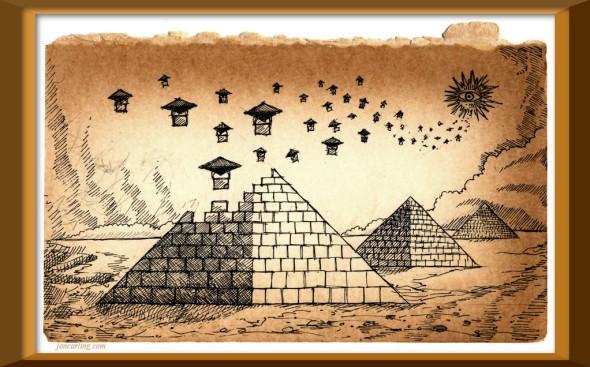 ufo-pyramids