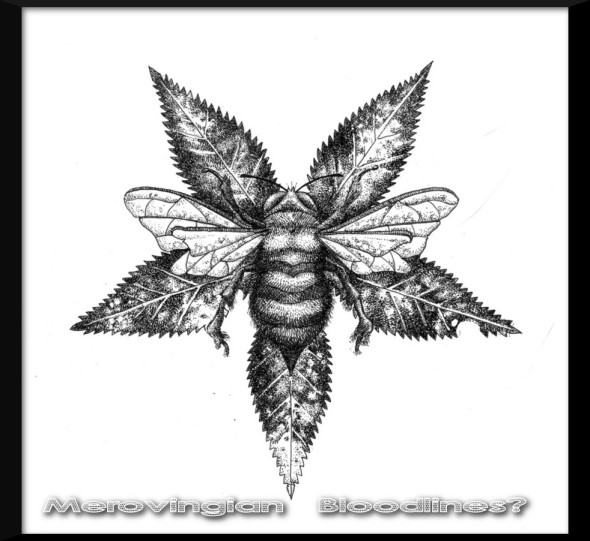 bee_pentagram_by_urielstempest-d4j54su