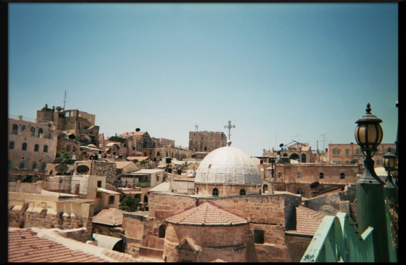 Jerusalem_Christian_Quarter_Church_St_John_the_Baptist