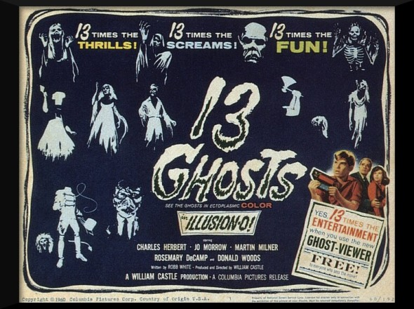 13ghostsposters