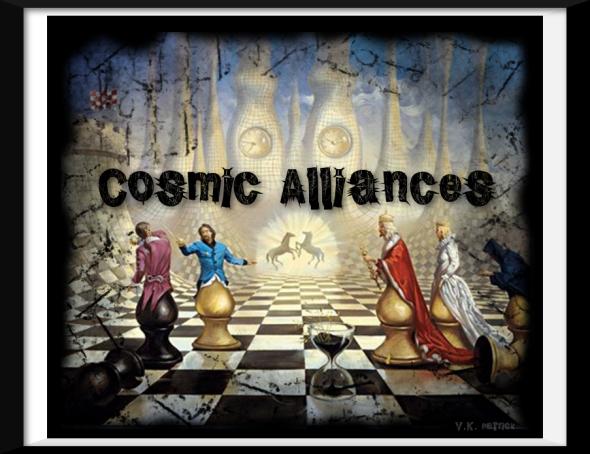 Cosmic Alliances