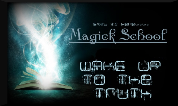 Magick School logo