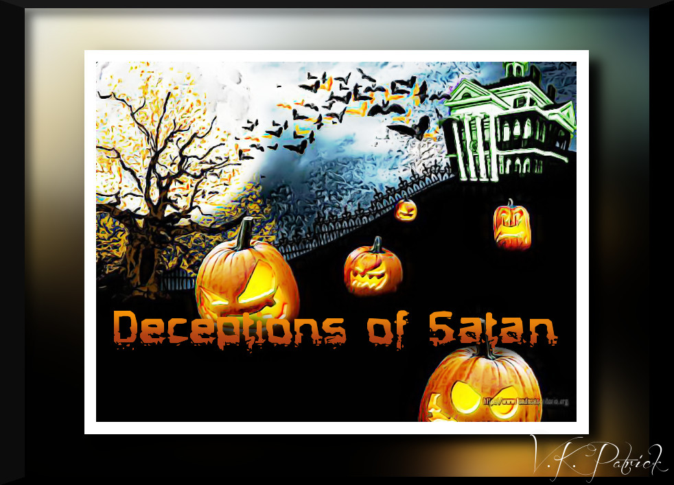 Halloweens Satanic Agencies Mystery of the Iniquity - Heloin Day