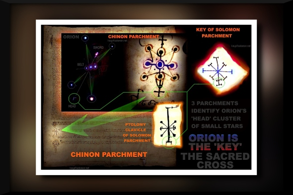 Chinon-Solomon-Parchment-lost-symbol-orion