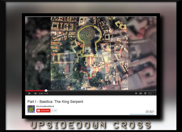 upsidedowncross