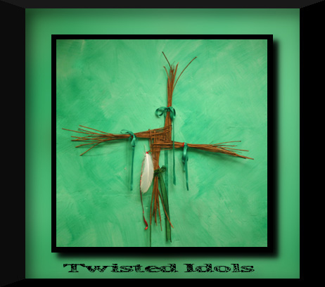 Brigid Cross Wicked