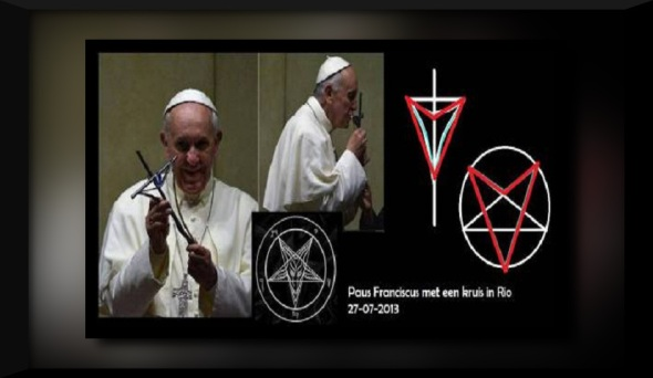 The-New-Cross-Pope-Francis-Displays-Contains-Satanic-Symbolism