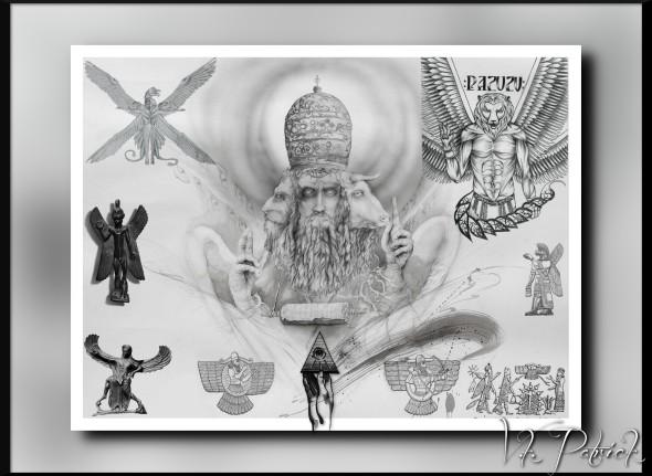 CHERUB-OF-EZEKIELS-VISION-