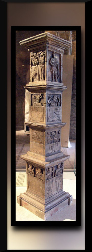 CLUNY-Maquette_pilier_nautes_1