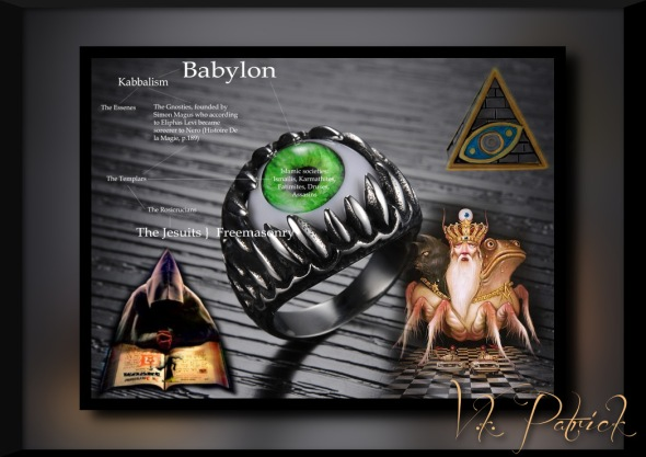Masonic-Ring-Devil
