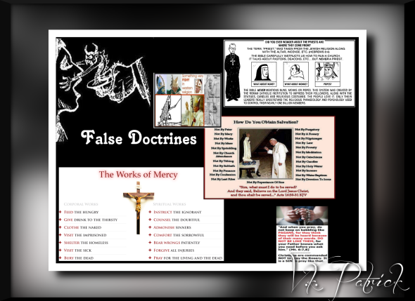 false dcotrines