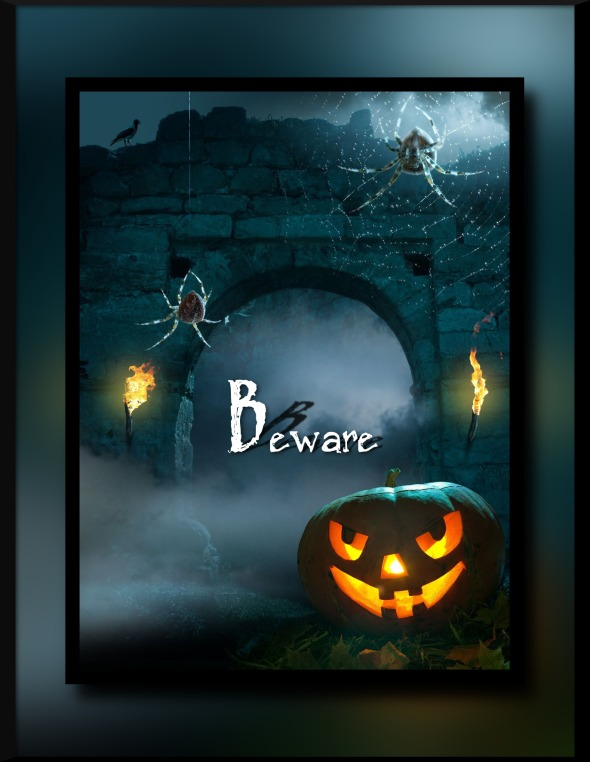 200cm-150cm-6-5-5ft-photography-backdrop-pumpkin-castle-spider-font-b-Halloween-b-font-font