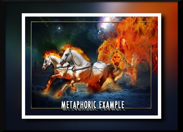 metaphoric