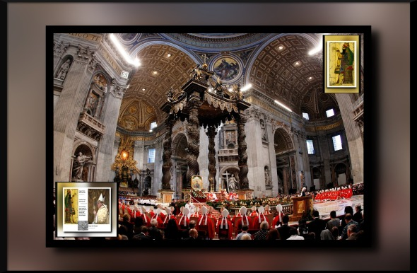 Vatican ceremony