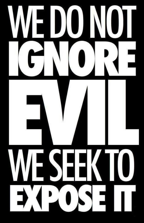 expose-evil